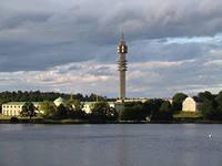 Карта Стокгольма с достопримечательностями (фото) (сезон)