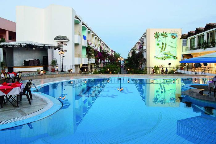 Отель Минамарк - фото
