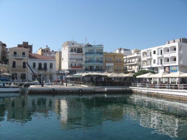 Критский Сан-Тропе в Греции