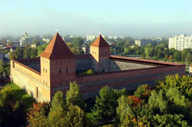 Лидская замок