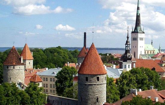 Что посмотреть в Таллине за 2 дня