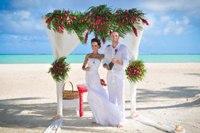 Стоимость свадьбы за границей