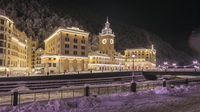 Где покататься на горных лыжах в России?