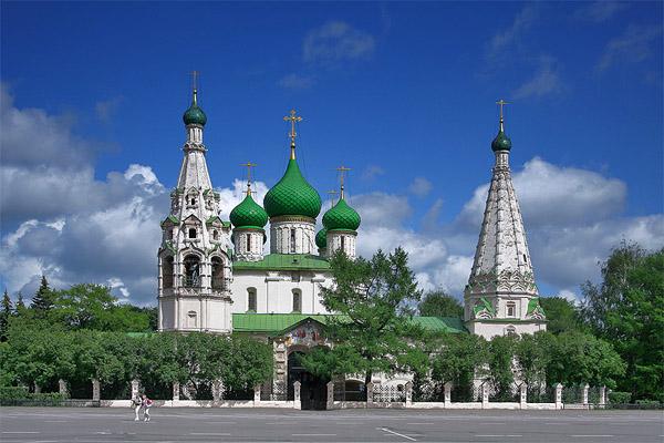 Что посмотреть в Ярославле зимой?