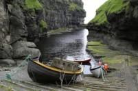 Где находятся Фарерские острова?