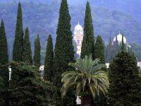 Пам'ятки Абхазії з фото та описом