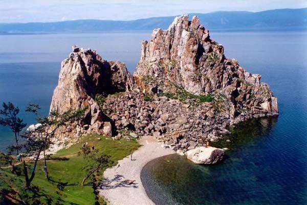 где находится озеро байкал на карте россии