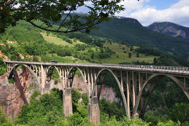 Отдых в Черногории- достопримечательности