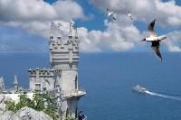 Погода у серпні в КримуЯлта, Сімферополь, Євпаторія