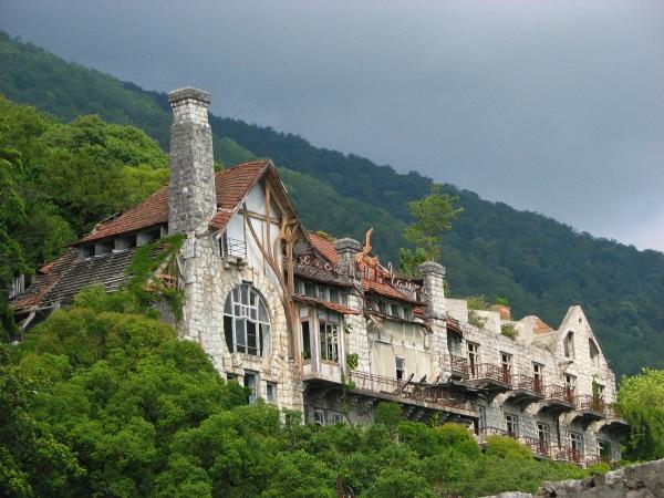 Где провести время в сентябре в Абхазии