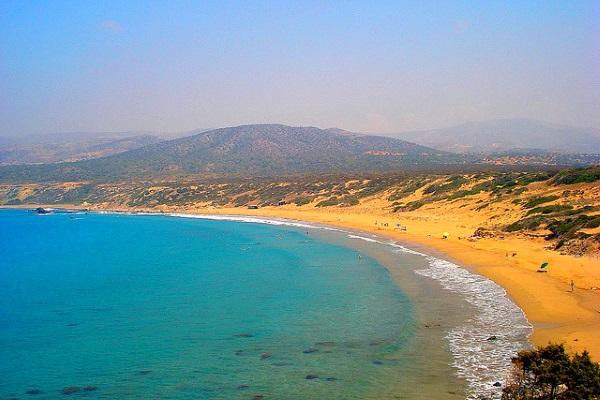 Начало осени в Пафосе