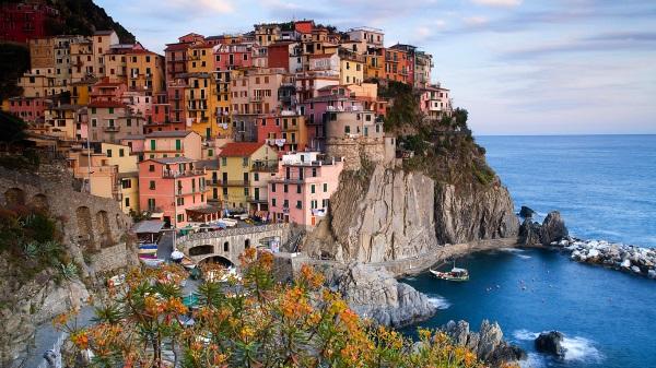 Где в Италии теплее в сентябре?