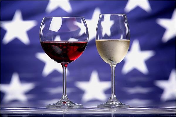 Что попросить привезти из Америки: вино