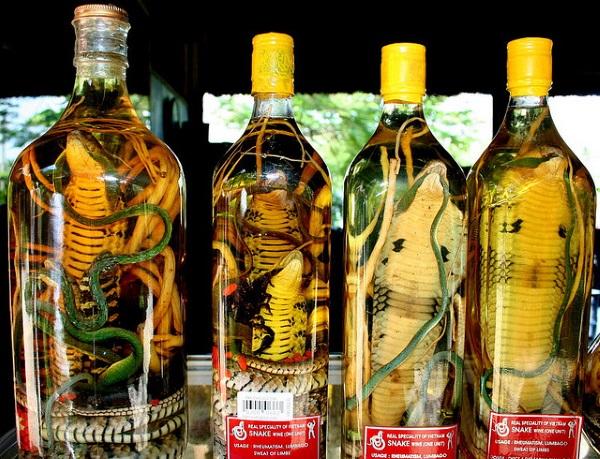 Что можно привезти из Вьтнама: вино