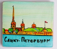 Корюшки вяленой на блюде фарфоровом, или что привезти из Санкт-Петербурга в подарок