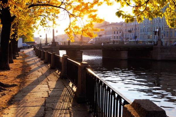 Какая погода в Санкт-Петербурге (Питере) в ноябре?