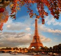 """""""Пушкинская осень"""" по-французски, или какая погода в Париже в ноябре"""