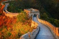 Фестиваль красных листьев на Ароматном холме, или какая погода в Китае в ноябре