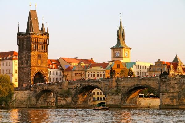 Как лететь до Праги?