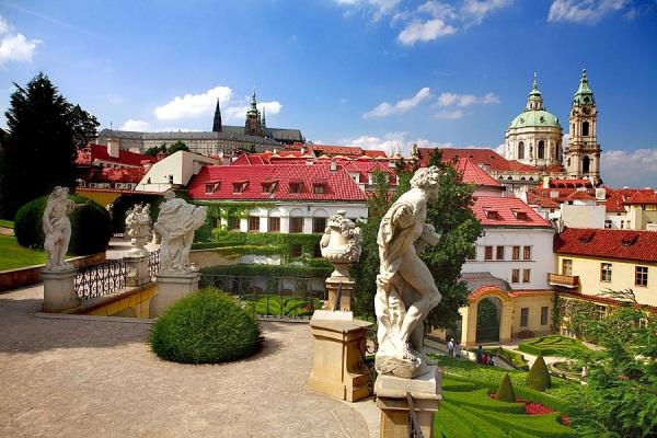 Экскурсии в Праге в ноябре