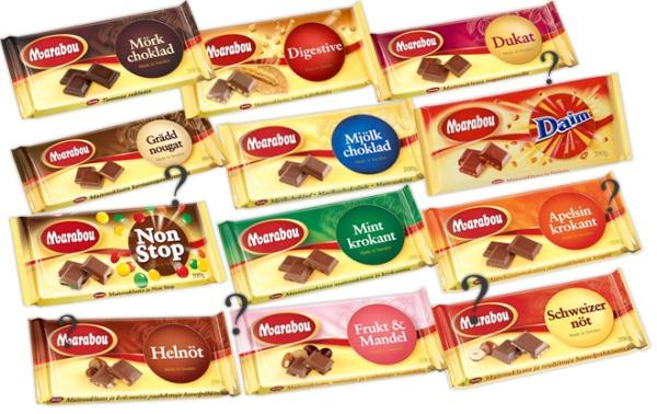 Продукты из Швеции