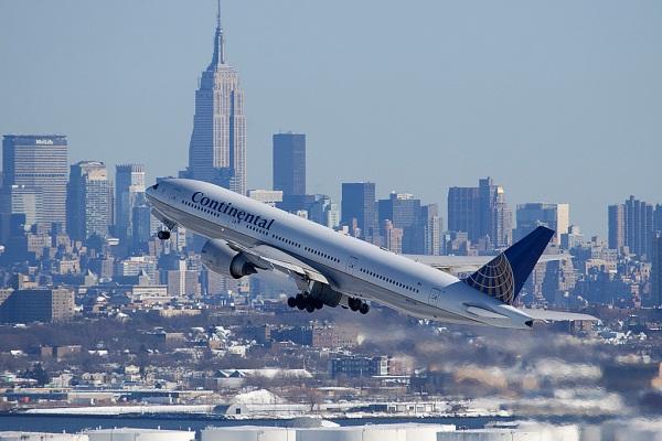 Сколько лететь до Нью-Йорка (Америки)?