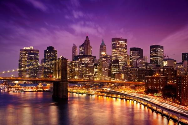 Самолеты каких авиакомпаний летают в Америку (Нью-Йорк)?