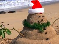 Рождество на пляже, или какая погода на Кипре в декабре