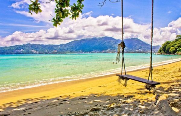 Пляжный отдых в Тайланде (на Пхукете) в декабре