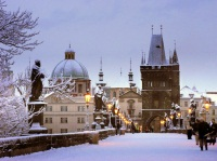 Чарівне Різдво, або яка погода в Празі в грудні