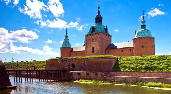 Главные достопримечательности Швеции: Кальмар