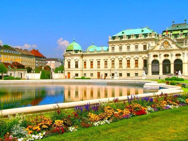 Вена: достопримечательности