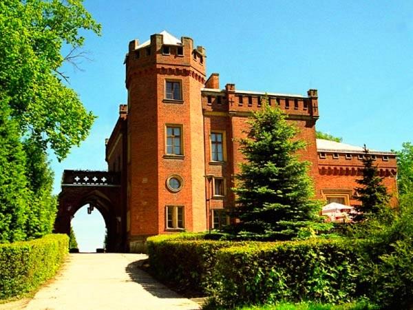 Замок в Карнитах