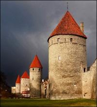 Хаапсалу, Нарвский и другие замки Эстонии не дадут вам заскучать!