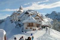 Карта горнолыжных курортов Италии: зимний отдых на любой кошелек
