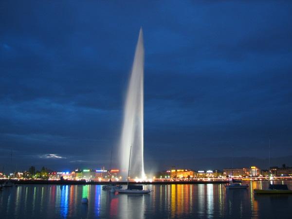 Что посмотреть: Женева