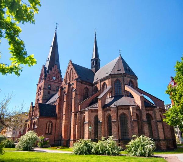 Главные достопримечательности Швеции: Мальмё