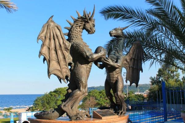 Красавица Варна: пейзажи и парки