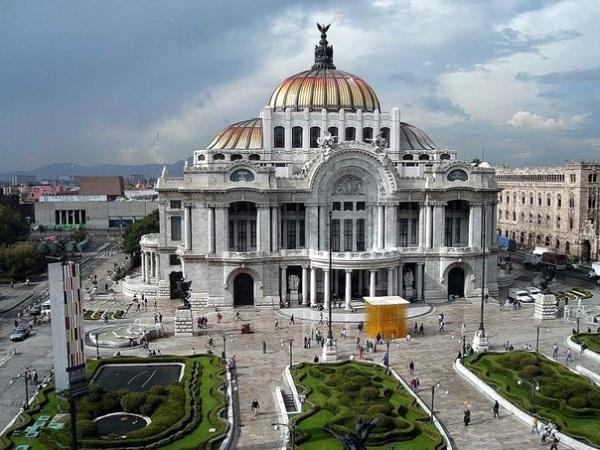 Что посмотреть: Мехико