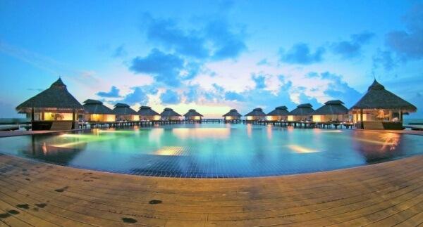 Отели Мальдив для молодежного отдыха