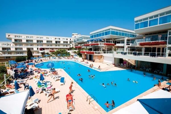Отели Хорватии для молодежного отдыха