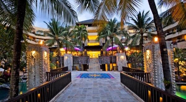Рейтинг отелей Бали: 5 звезд