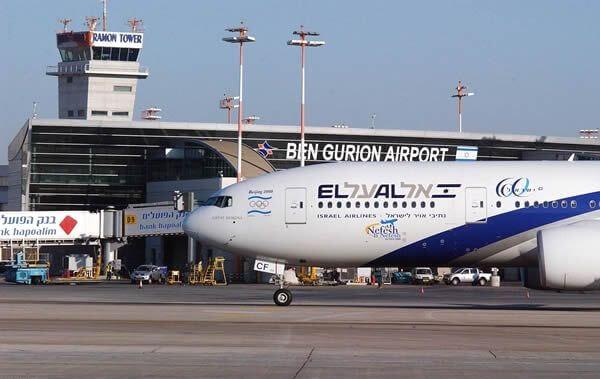 Самолеты каких авиакомпаний летают в Израиль?