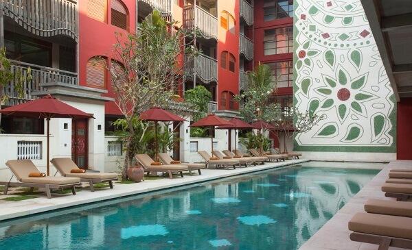 Рейтинг отелей Бали: 4 звезды