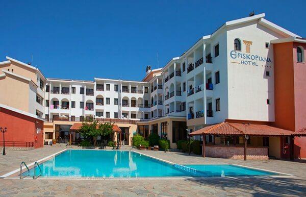 Отели Кипра для молодежного отдыха
