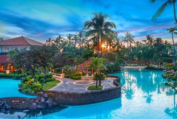 Отели Бали для отдыха с детьми
