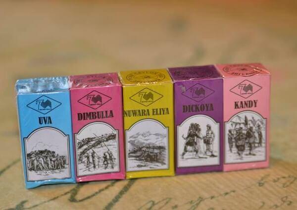Сувениры из Шри-Ланки: продукты и специи