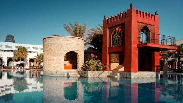 Лучшие отели Марокко 4 и 5 звезд, все включено (сезон)