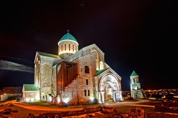А вы бывали в Кутаиси?