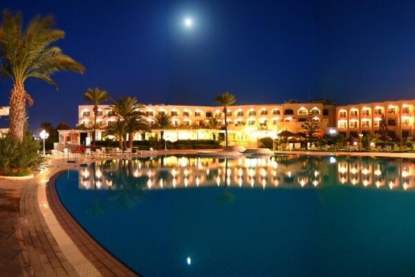 Отели Туниса для молодежного отдыха